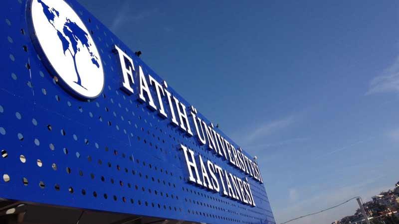 Fatih Üniversitesi Hastanesi
